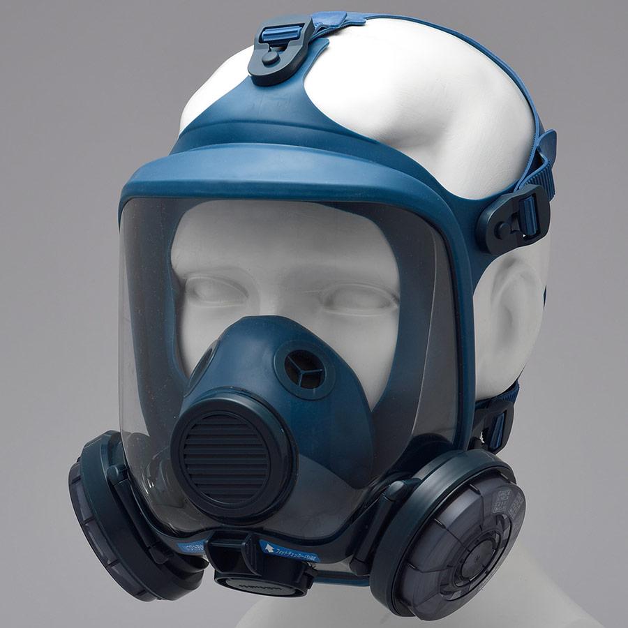 フィルター取替式防じんマスク 1821H型 (RL3)