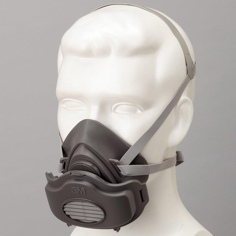 フィルタ取替式防じんマスク 3M−3753−RS2 S/M