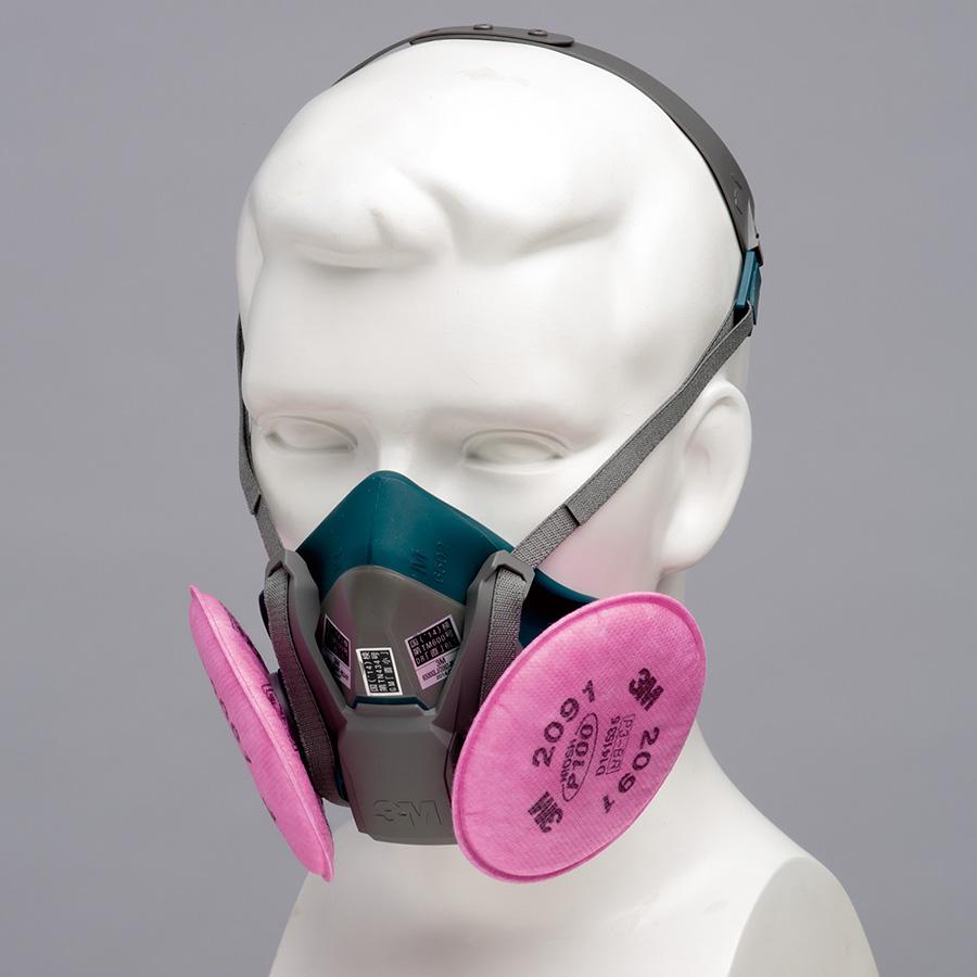 マスク 6500QL/2091−RL3 ミディアム