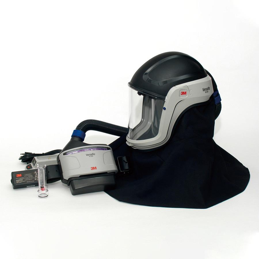 電動ファン付き呼吸用保護具 バーサーフロー(TM) JTRM−407J+