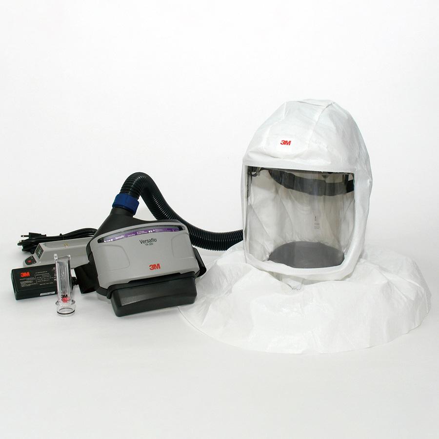 電動ファン付き呼吸用保護具 バーサーフロー(TM) JTRS−655J+