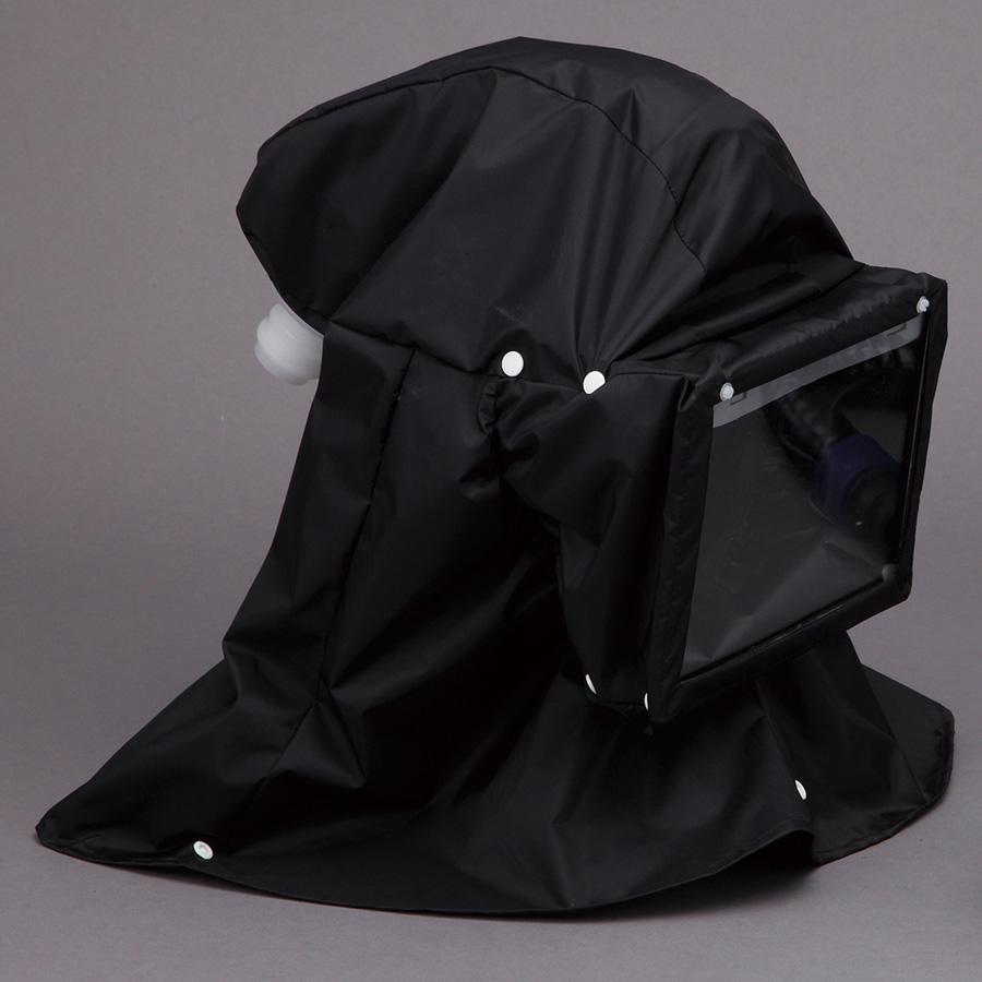 一定流量形エアラインマスク TI型フード V4(フードのみ)