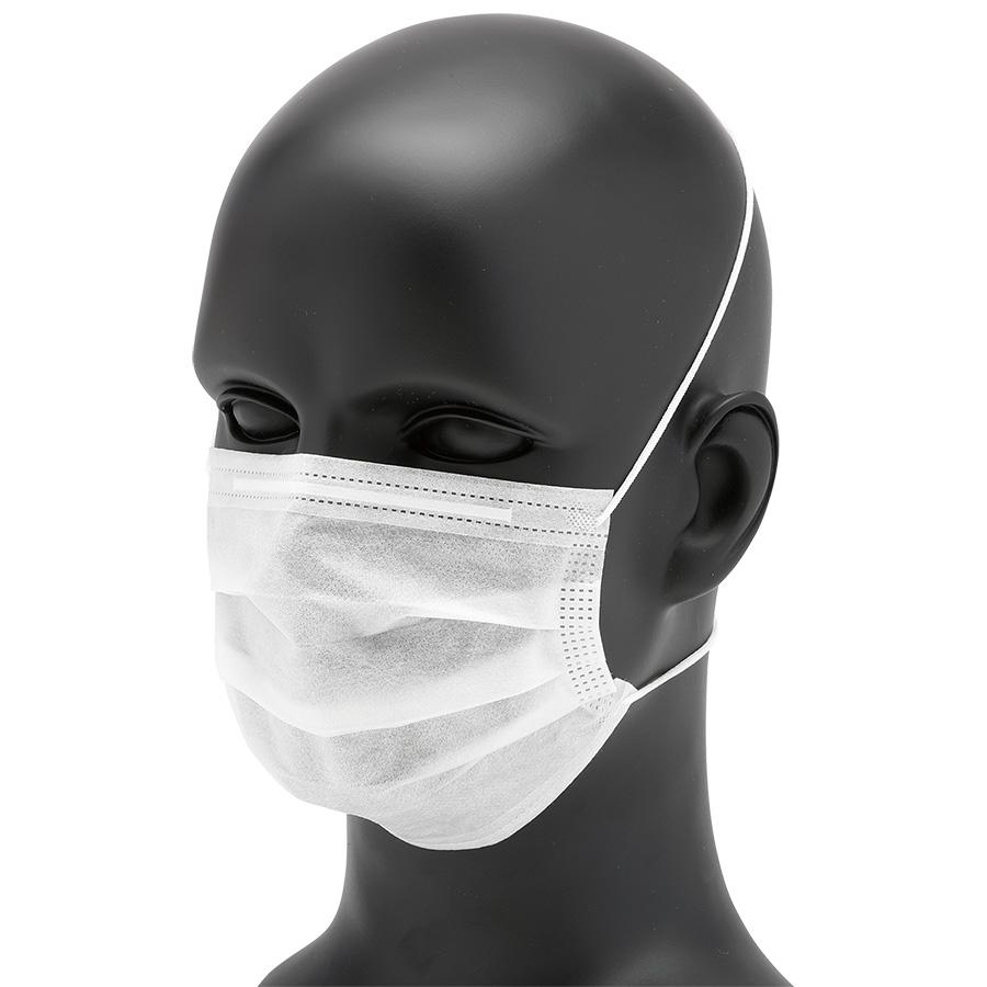 ミドリクリーンマスク (2枚重ね) K−212H オーバーヘッド 3000枚