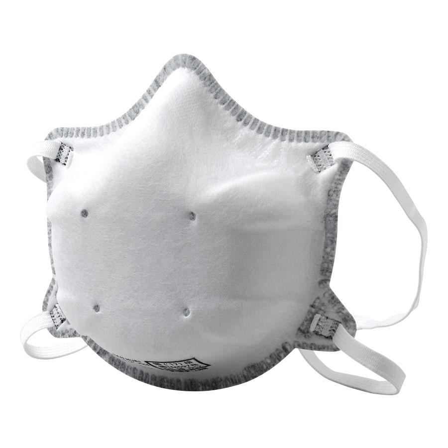 使い捨て防じんマスク SH8022C DS2N95 活性炭サイドフック10枚入