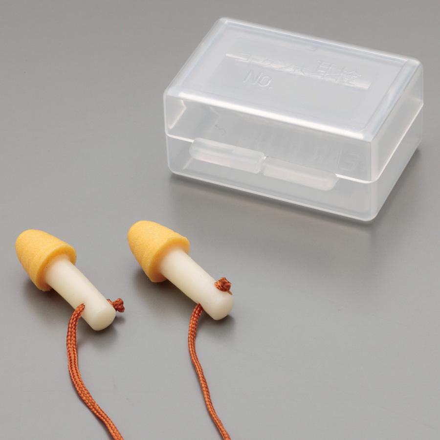 耳栓 NO.50 紐付 フリーサイズ 1組