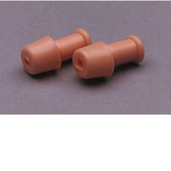 耳栓 イヤープラグ NO.2 紐付 フリーサイズ 1組