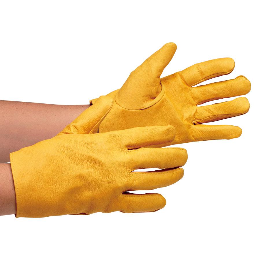 革手袋 MT−14 豚 黄 12双入