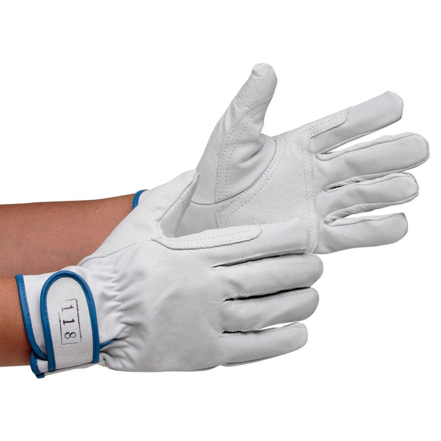 革手袋 NO.118 豚革レンジャー (二重当革付)