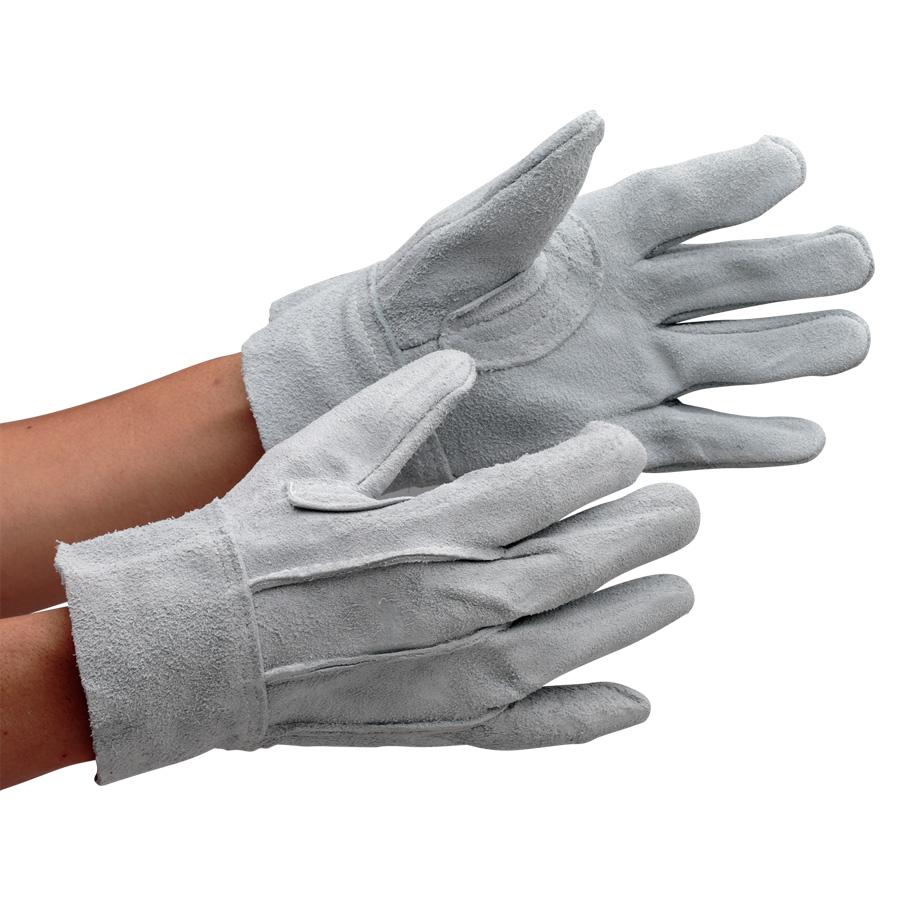革手袋 AG465 牛床革 背縫い LL (販売単位:12双)