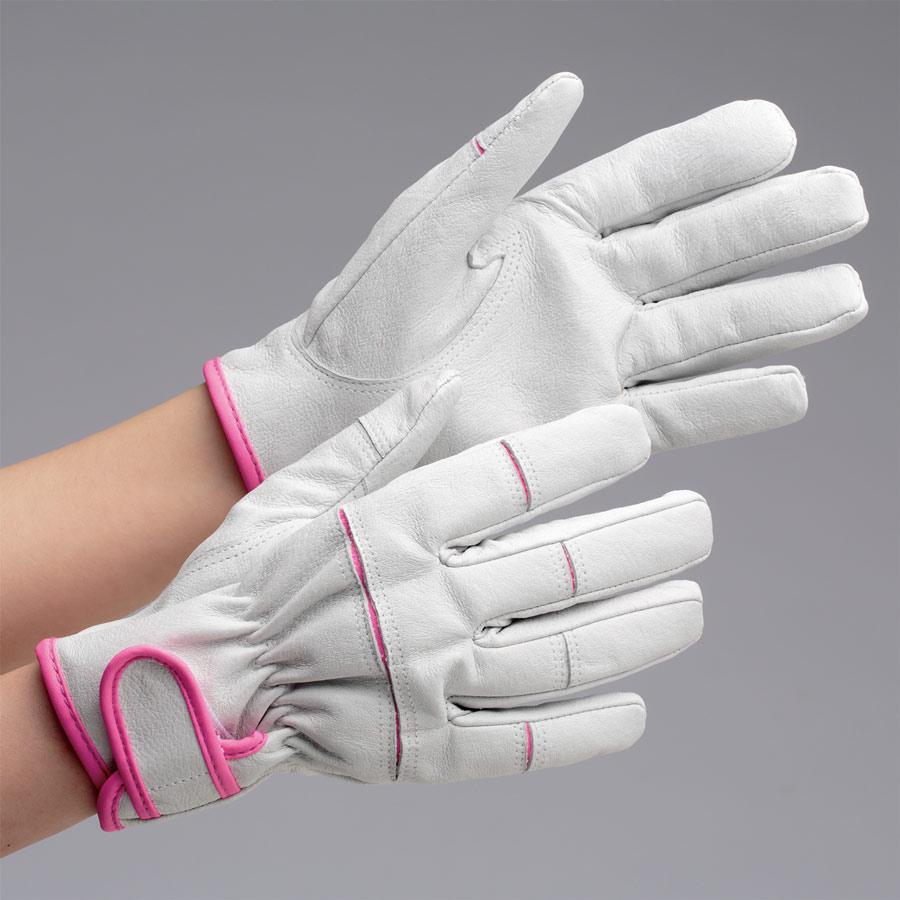 働く女性用 革手袋 MT−550 Sサイズ