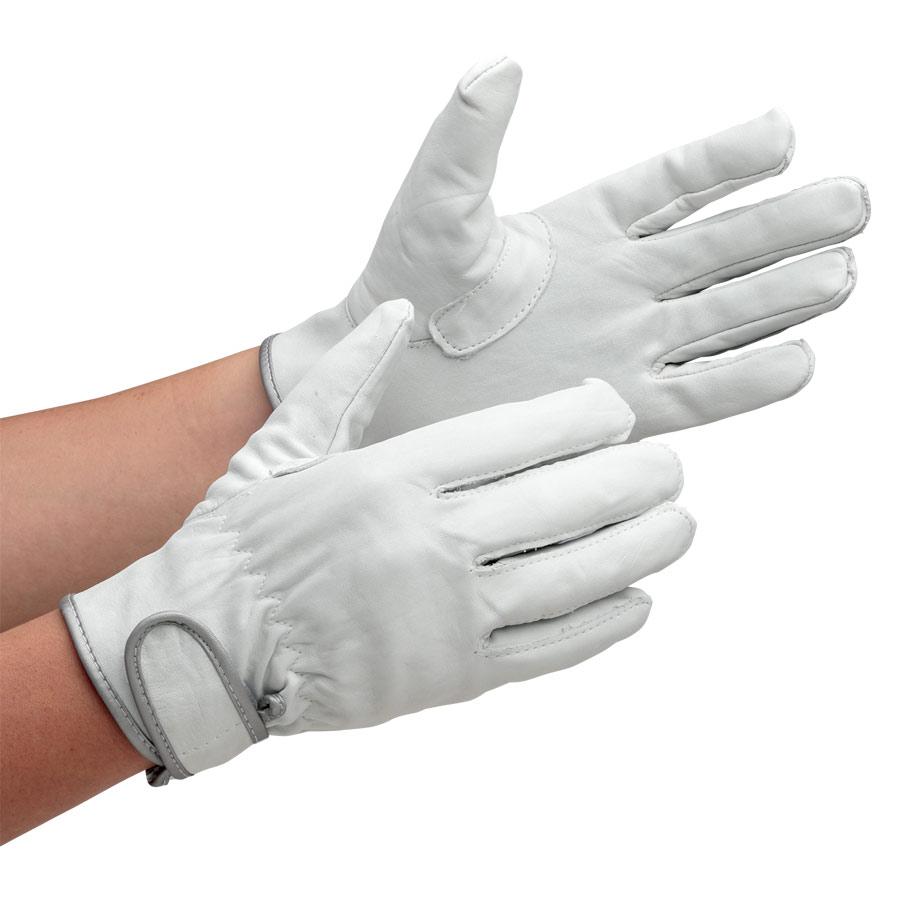 革手袋 AG2000 スーパーレスキュー アテ無 Mサイズ (販売単位:10双)