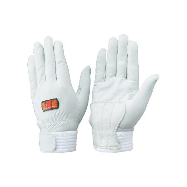 トンボレックス 羊革手袋 R−MAX5 ほふく当て付きタイプ M