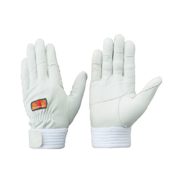 トンボレックス 訓練用羊革手袋 R−MAX6 手の平&指先二重補強タイプ S
