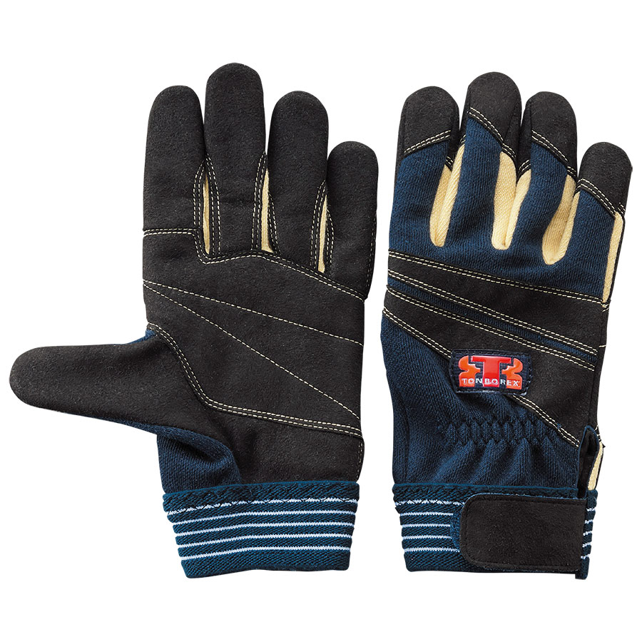 トンボレックス ケブラー(R)繊維製耐切創手袋 K−602NV M