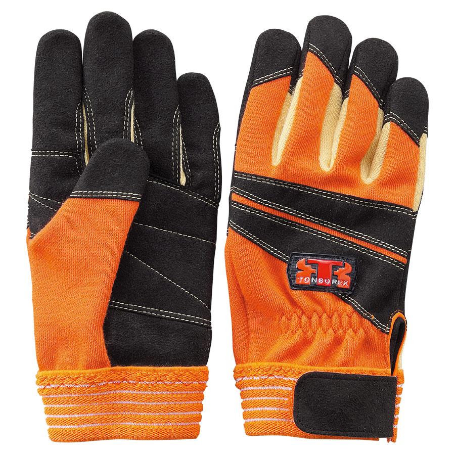 トンボレックス ケブラー(R)繊維製耐切創手袋 K−602R S