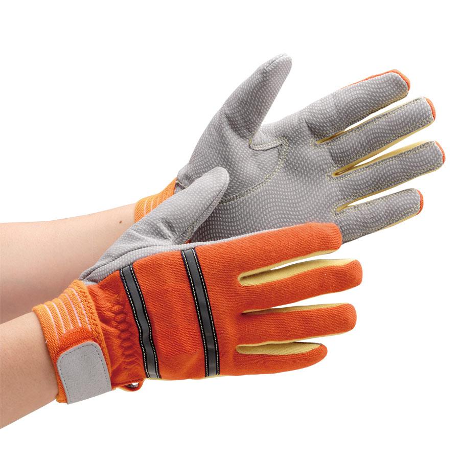 ケブラー(R) 防火手袋 MTK−500R 3Lサイズ