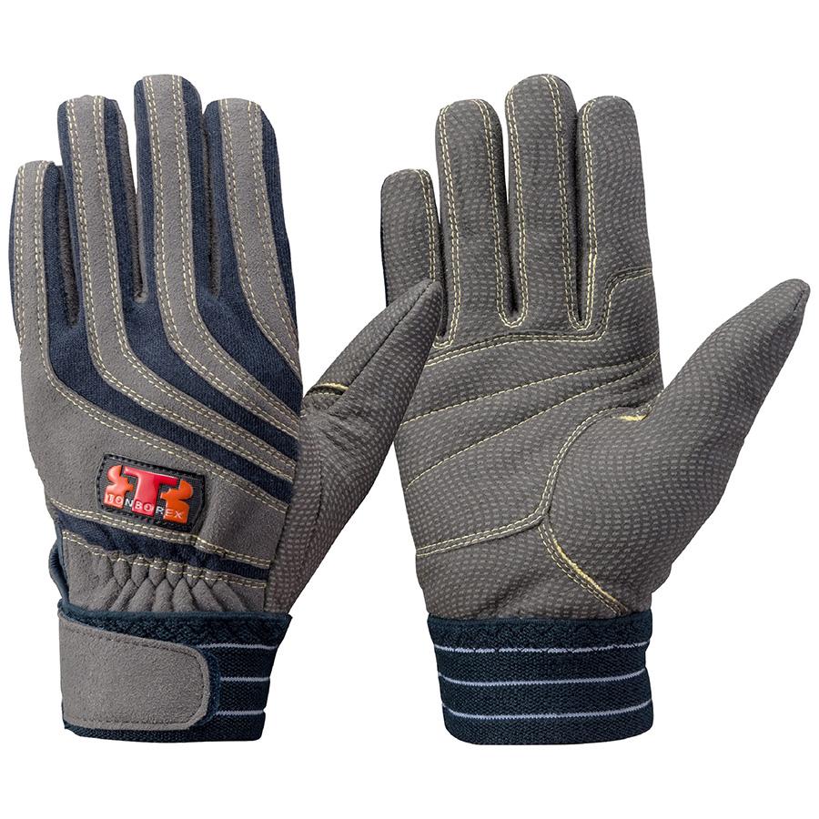 トンボレックス ケブラー(R)繊維製手袋 K−506NV ネービー M