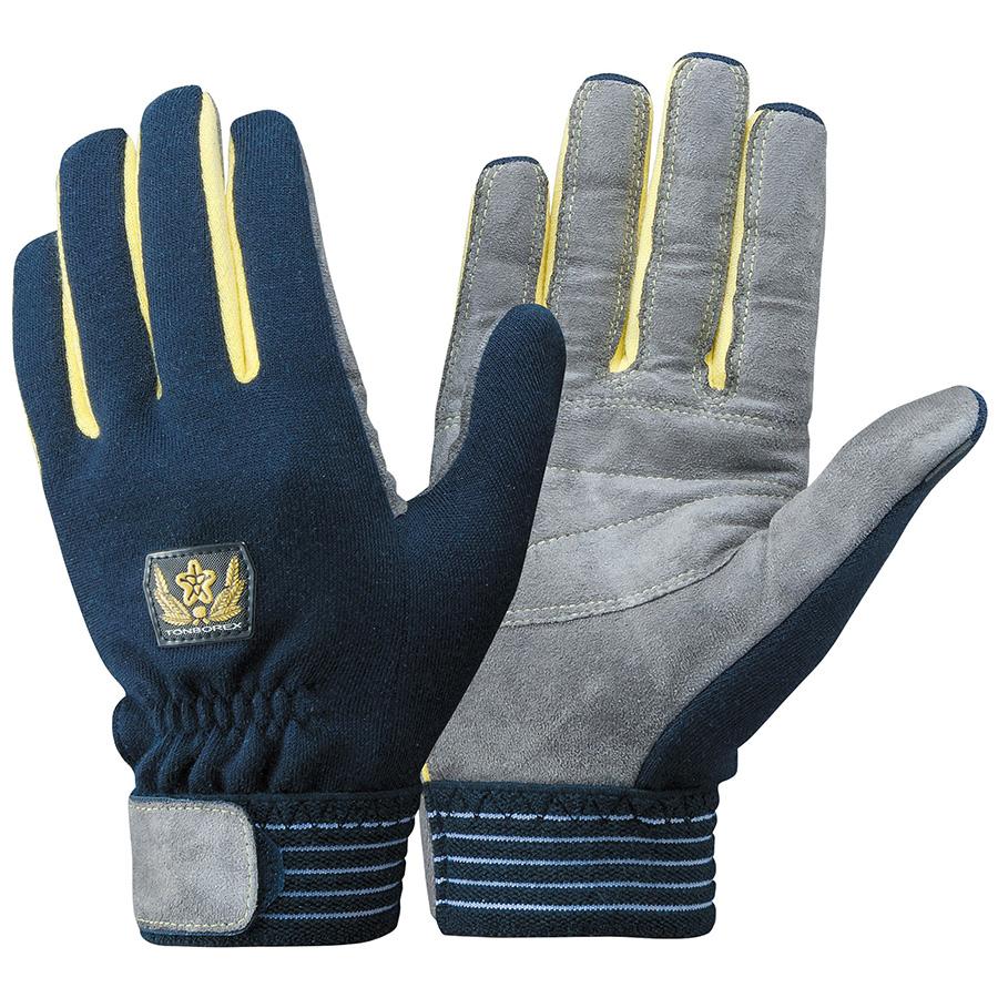 トンボレックス ケブラー(R)繊維製耐切創手袋 K−707HTNVD S