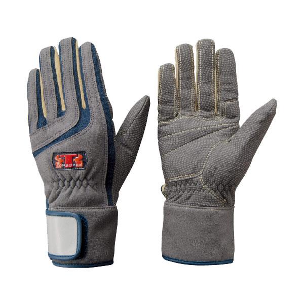 トンボレックス ケブラー(R)繊維製手袋 K−551NV ネービー L