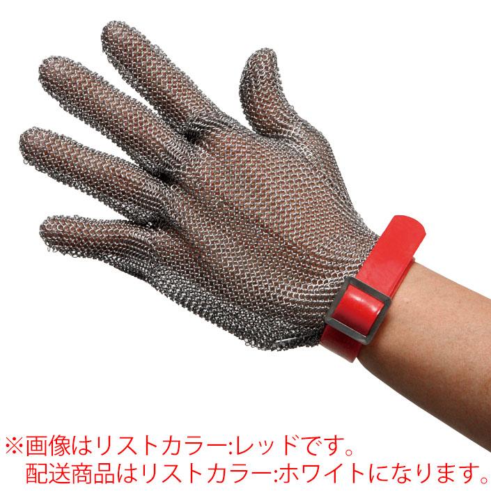 耐切創性手袋 MST−050(M)PU S 鎖手袋 5本指 PUマグネット