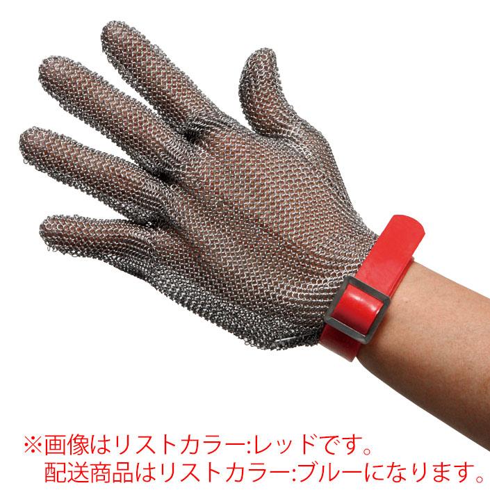 耐切創性手袋 MST−050(M)PU L 鎖手袋 5本指 PUマグネット
