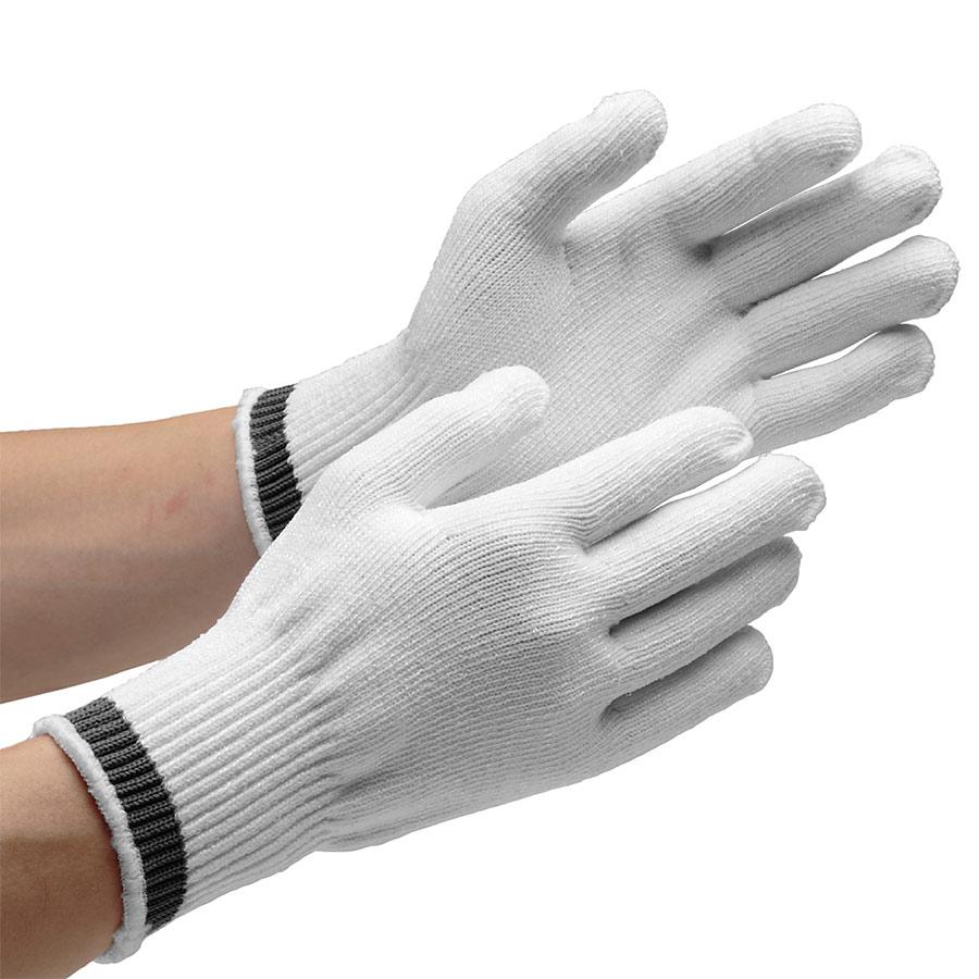 耐切創性手袋 ホワイトガード G102 L 5双(個装)/袋