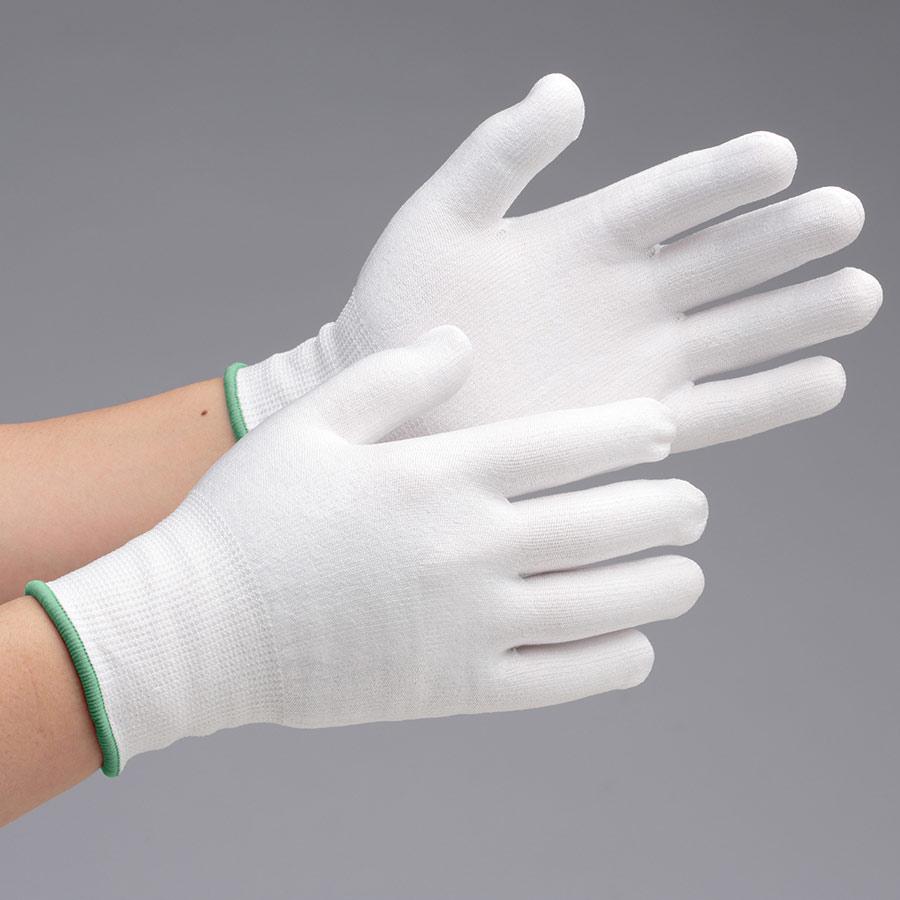 耐切創性手袋 カットガード132 ホワイト 個装 M (10双入/袋)
