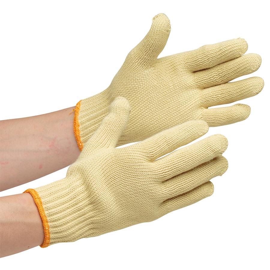 耐切創性手袋 イエローガード072 10双/袋 (販売単位:10袋)