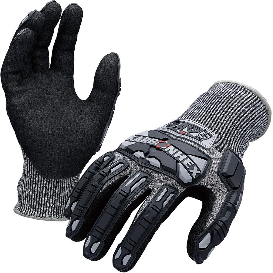KARBONHEX 耐切創性手袋 KX−90J L