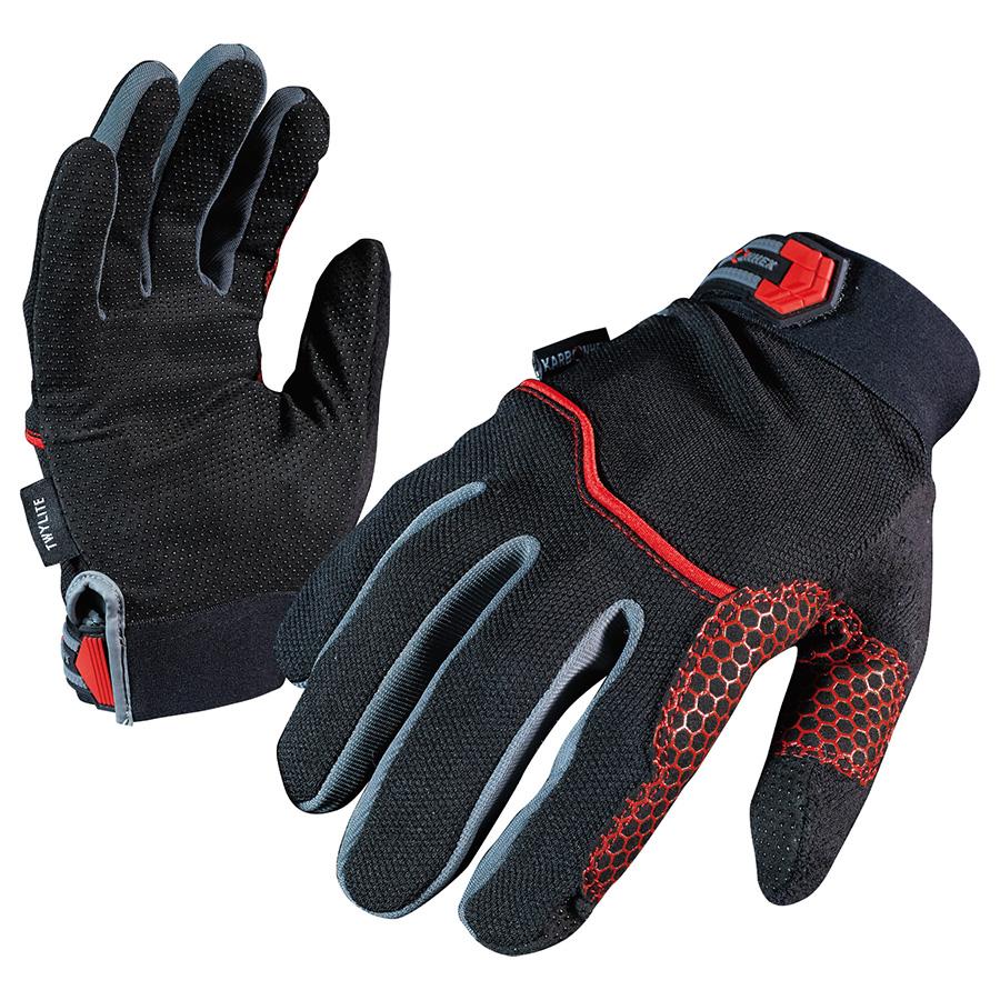 KARBONHEX 軽作業用手袋 KX−02B XL