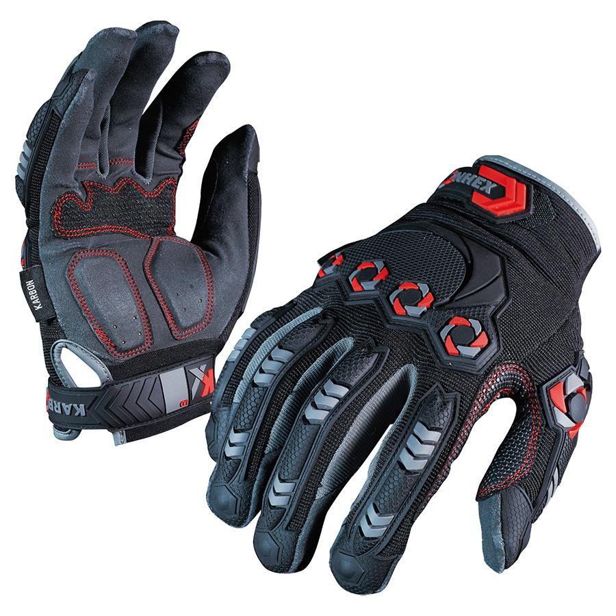 KARBONHEX 重作業用手袋 KX−05 L