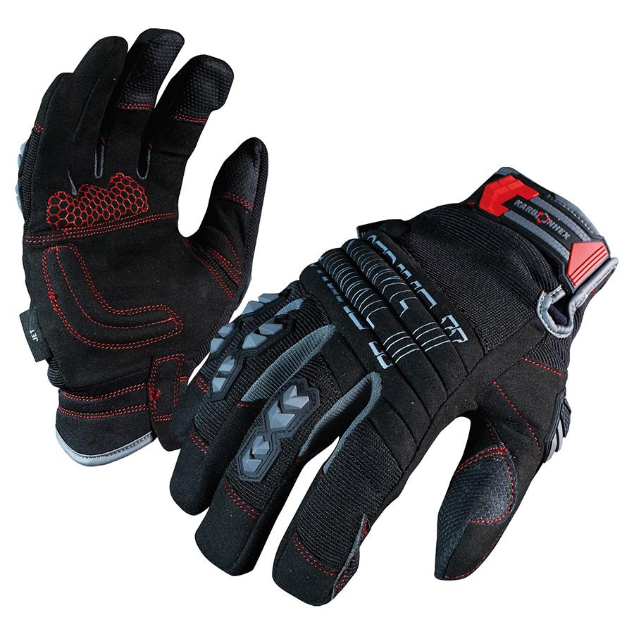 KARBONHEX 重作業用手袋 KX−06 L
