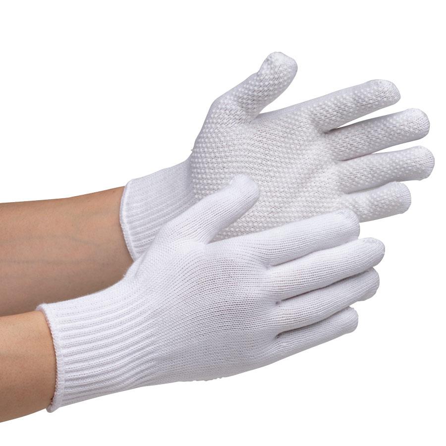 すべり止め加工手袋 #101 ソフトドライブ L 12双