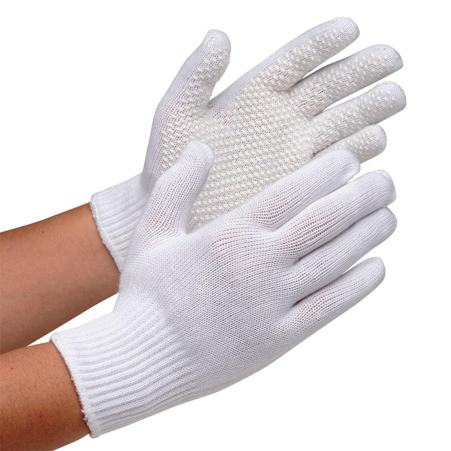 すべり止め加工手袋 ゴムソフト NO.551 M 10双入