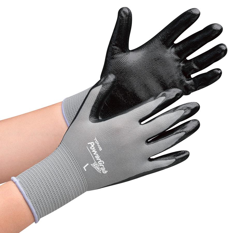 すべり止め付手袋 No.526 パワーグラブZERO 業務用 S 10双