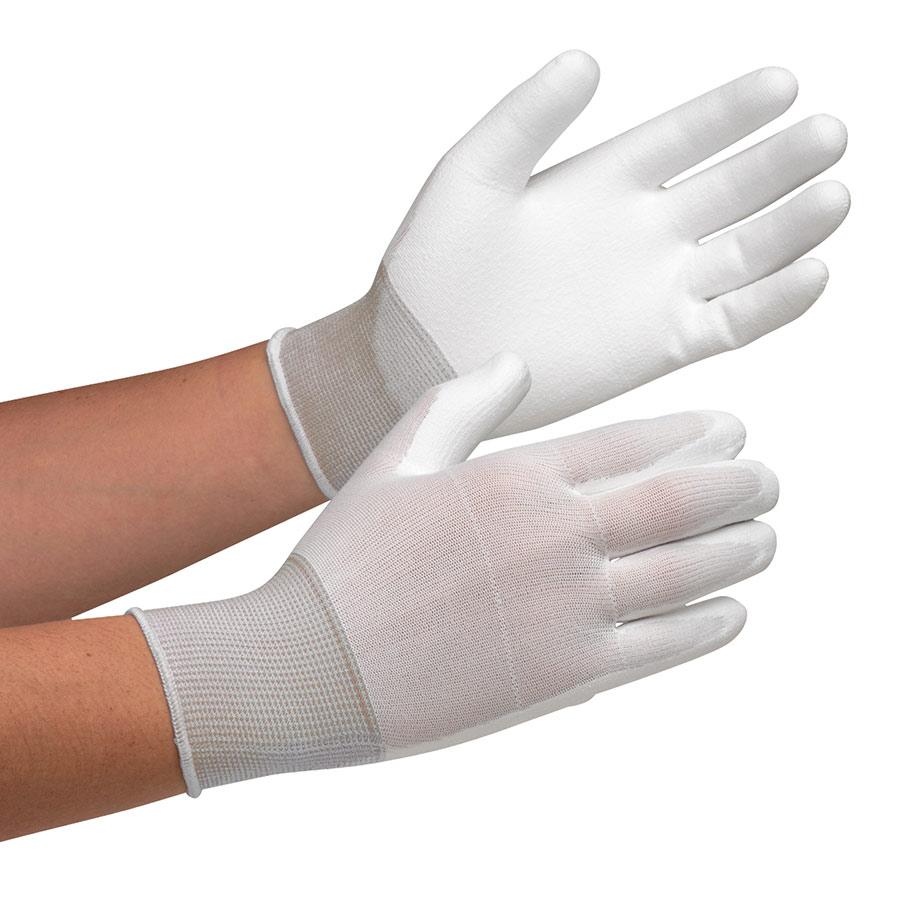 ウレタンコーティング手袋 MCG−100 (手のひらコート) L 10双入