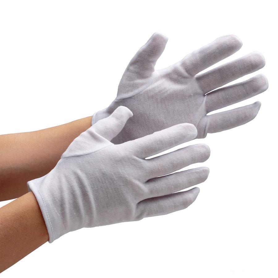 品質管理用手袋 ポリエステルスムス M 12双