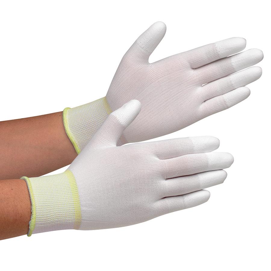 作業手袋 MCG−701N (指先コーティング) LL 10双
