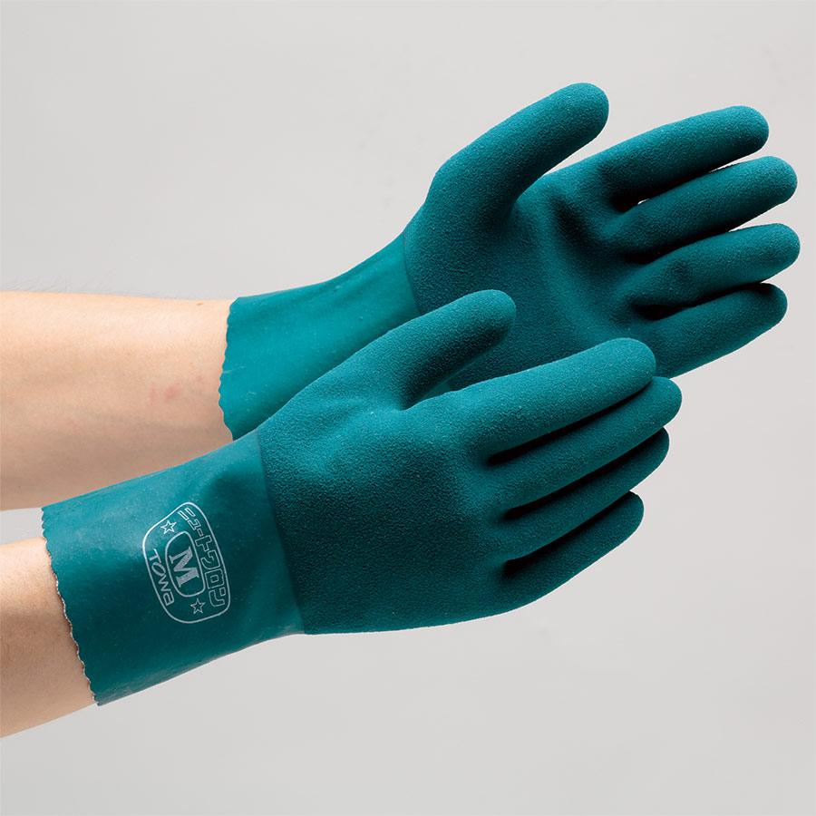 天然ゴム製手袋 ニュートワロン155 S 10双入