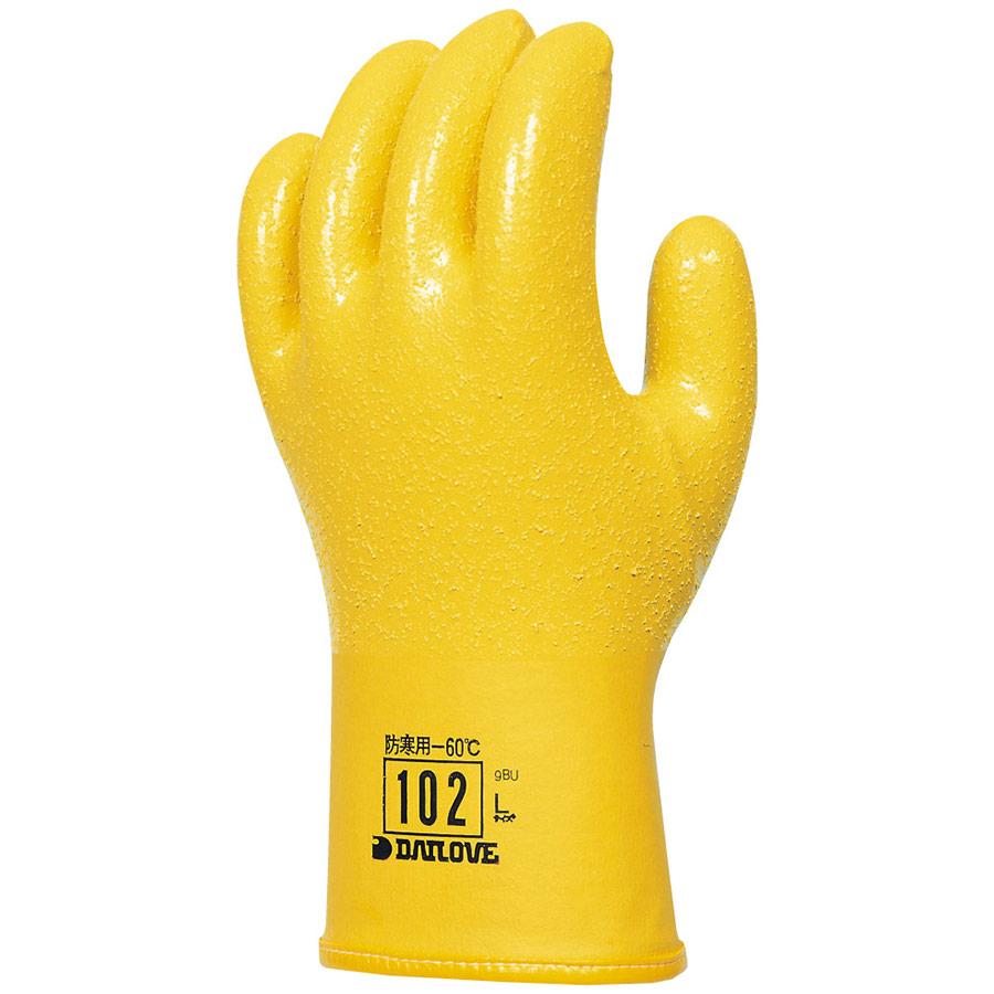 低温作業用防寒手袋 ダイローブ(R) #102 L