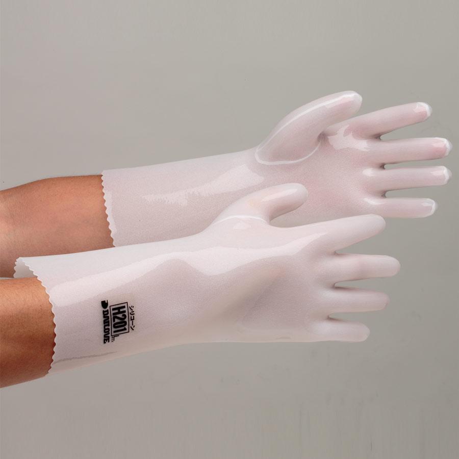 シリコーン製手袋 H−201