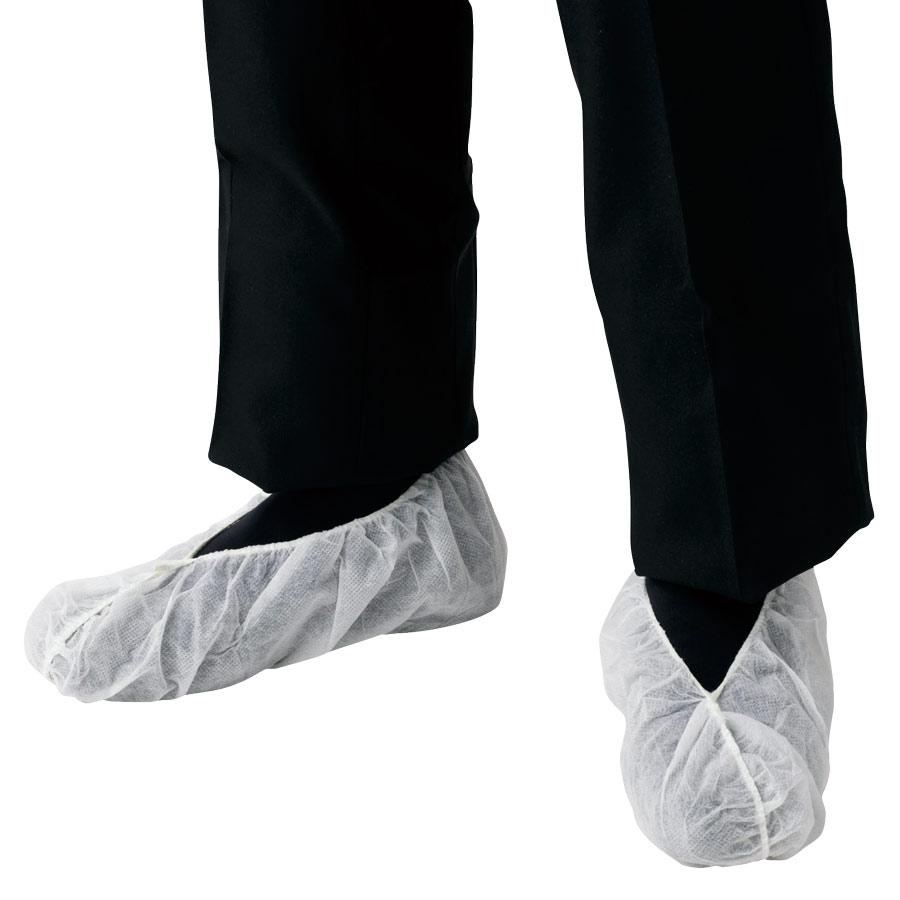 来客用セット シューズカバー 短靴型 AZ CLEAN 1802 (50双入)