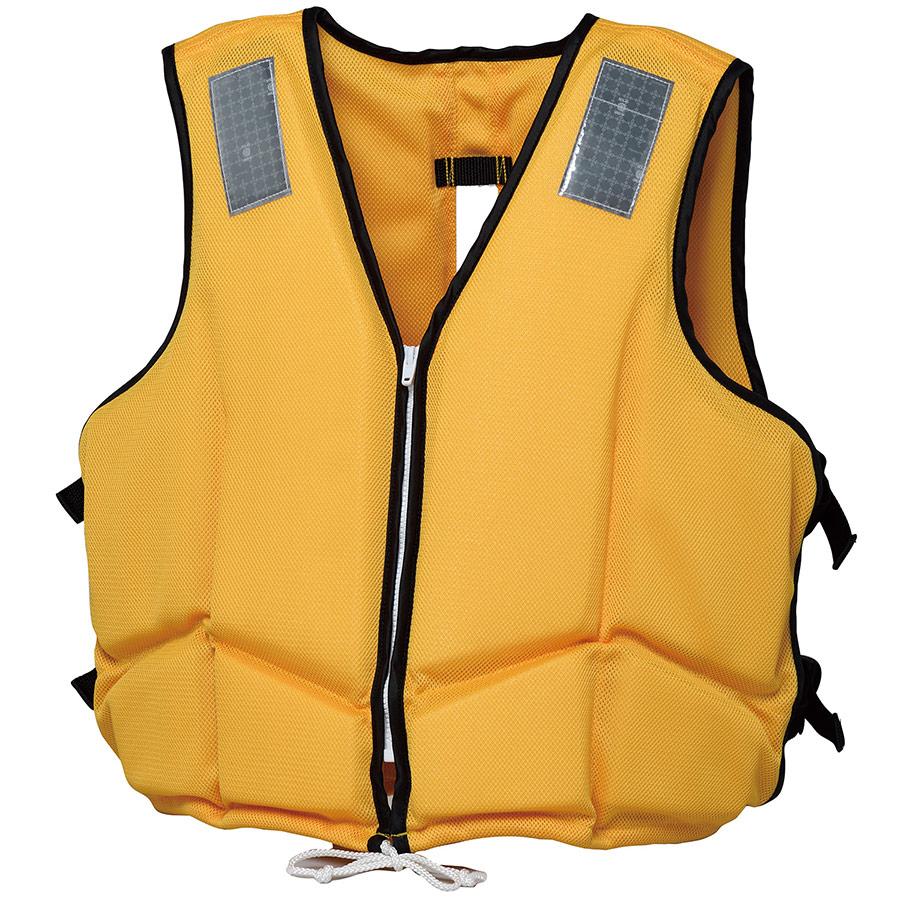 救命胴衣 作業用・小型船舶用救命胴衣兼用型 NS−SL−V