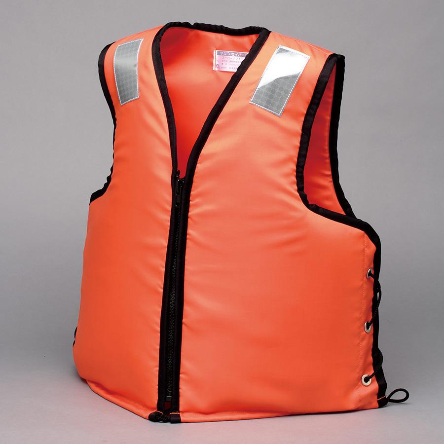 救命胴衣 作業用・小型船舶用救命胴衣兼用型 NS−7BN−3