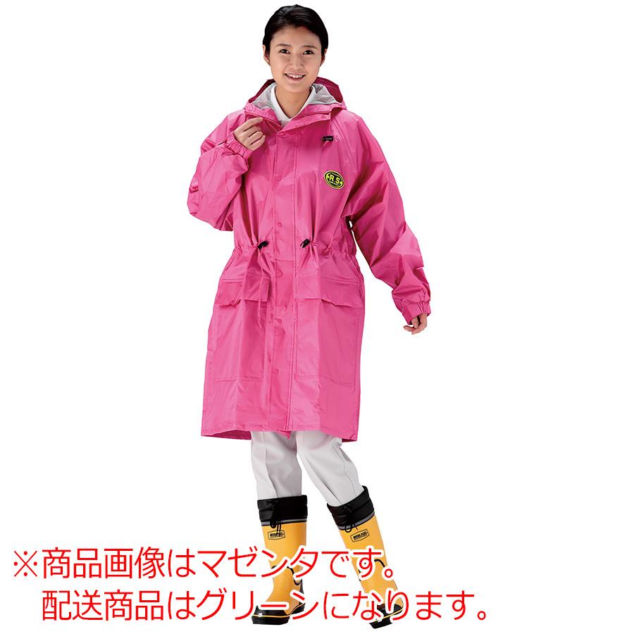 雨衣 レインストーリー 550 グリーン L