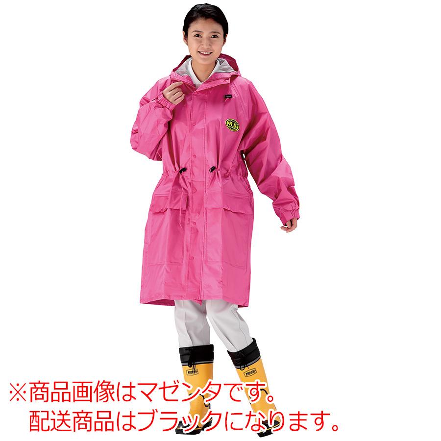 雨衣 レインストーリー 550 ブラック L