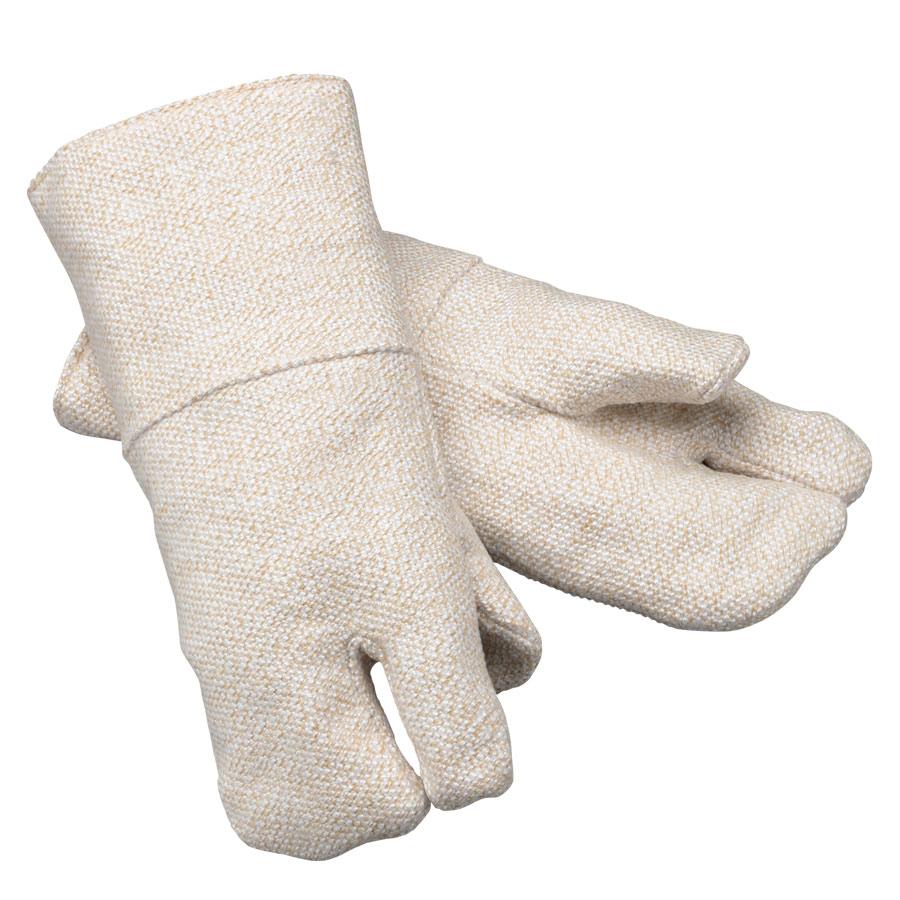 耐熱保護手袋 EGT−79 ミトンタイプ 3本指