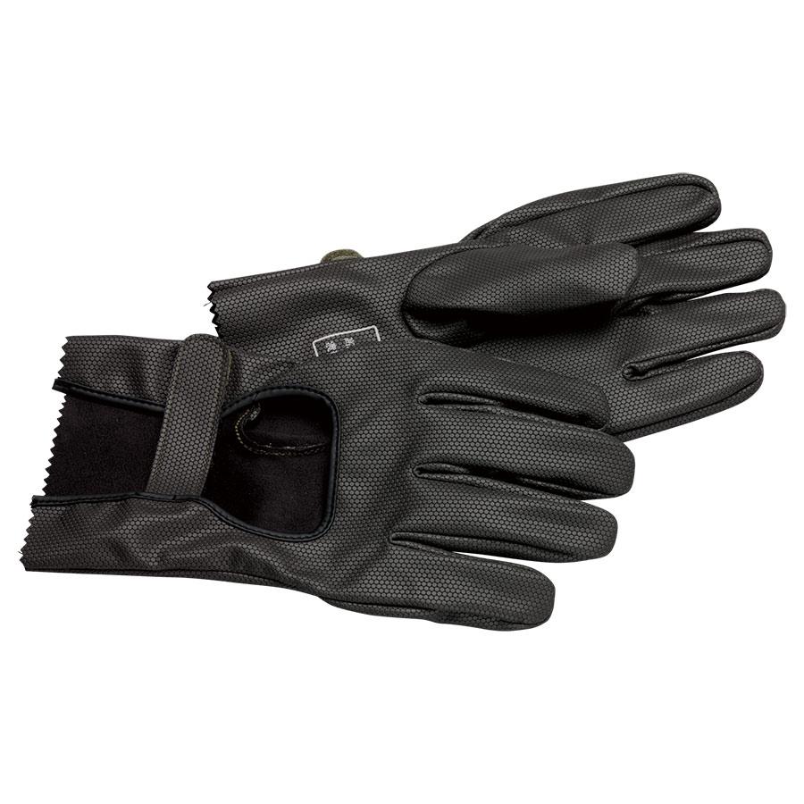 高圧ゴム手袋カバー NU型専用 734 ポリウレタン製 大