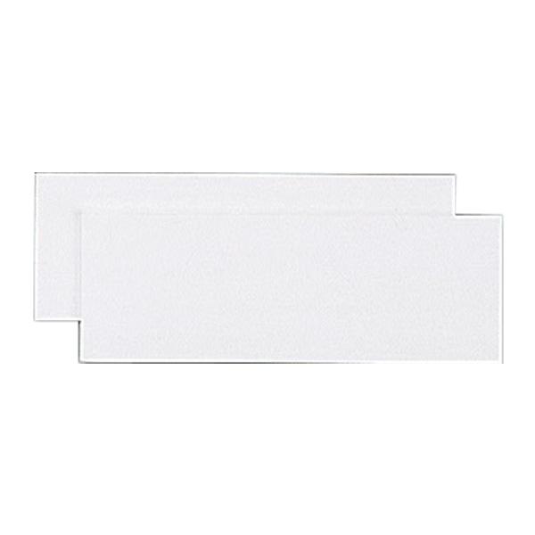 スチールケース KS−G札 白 10枚1組 228071