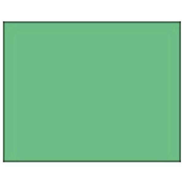差し込み式ゼッケンD−緑 237212